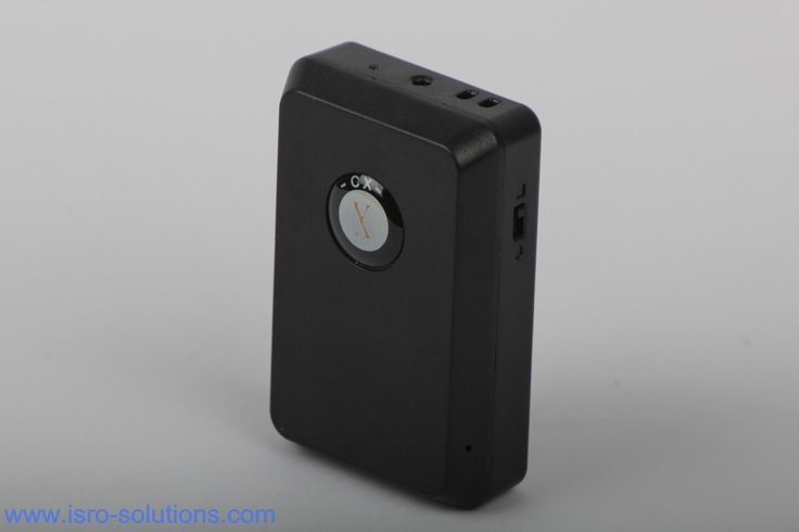 It works with a SIM card. You just need to insert the card into the device, call it and you can listen to everything that surrounds the device. With a compact design, a small shape, the X2000 is very practical and usefull. You can protect your family, your business, by knowing what is going on in your absence.