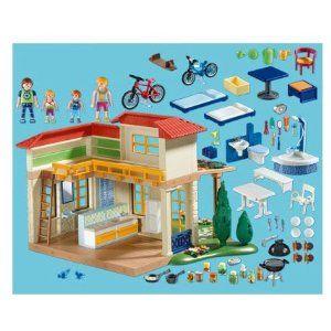 Playmobil 4857 Sunshine Home, $64.99