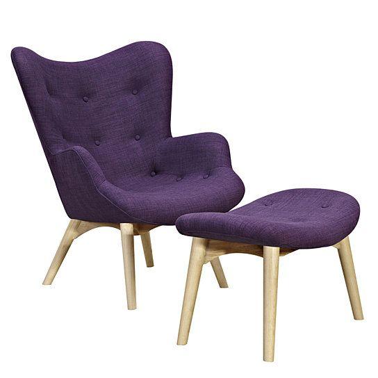 Best 25+ Purple Chair Ideas On Pinterest