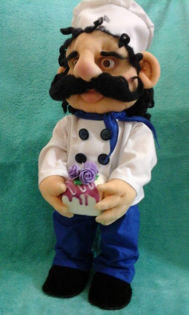 Кондитер Марио