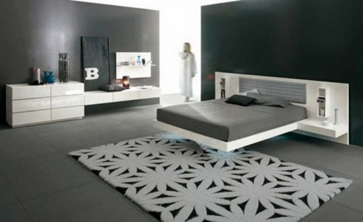 contemporary beds | Bedroom, Casual Modern Bedroom Ideas: Modern Bedroom Designs with The ...