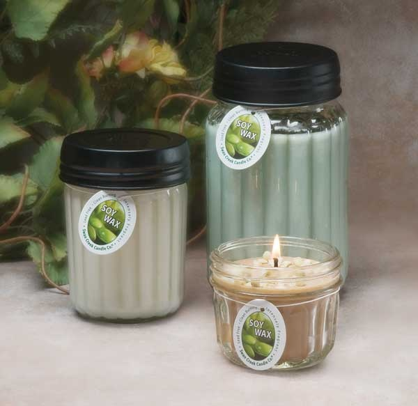 Swan Creek Candles...THE BEST...  www.swancreekcandle.com  also located in Perry, Michigan, check them out, you wont be sorry !!