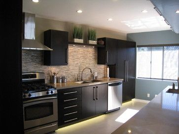 A.S.D. Interiors kitchen remodel - contemporary - kitchen - los angeles - A.S.D. Interiors - Shirry Dolgin, Owner
