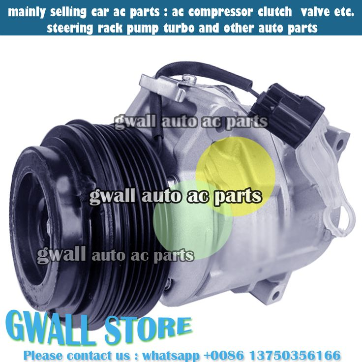 Auto A/C Compressor For GMC Arcadia For Buick Enclave For Chevrolet Traverse  07-12 OEM 15926085 20844676 25891797
