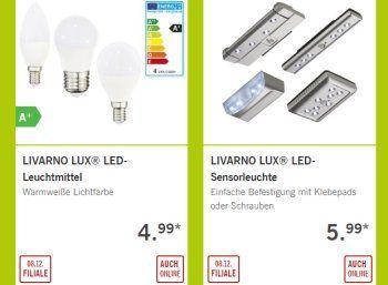 """Lidl: LED-Spezial mit schwachen Leuchtmitteln und starken Deckenlampen https://www.discountfan.de/artikel/technik_und_haushalt/lidl-led-spezial-mit-schwachen-leuchtmitteln-und-starken-deckenlampen.php Unter dem Titel """"Lichtblicke"""" sind im Online-Shop des Discounters Lidl derzeit LED-Leuchtmittel, Lichtleichtensets, Deckenpendelleuchten und Stehleuchten zu Schnäppchenpreisen zu haben. Lidl: LED-Spezial mit Leuchtmitteln und Deckenleuchten (Bild: Lidl.de) Das LED"""