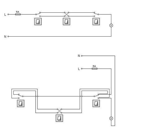 17 best uk wiring diagrams images on pinterest circuit diagram 3 way switch asfbconference2016 Choice Image