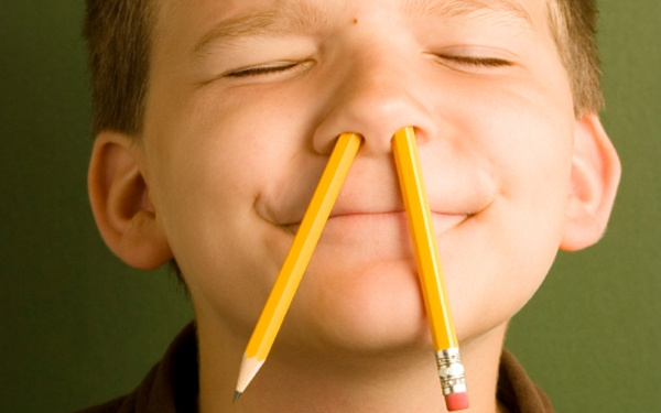5 ways to encourage your kids using humor with their homework.