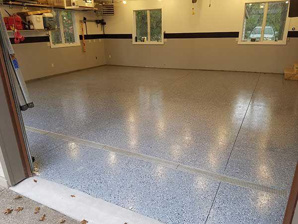 Polyurea Coating Projects Reviews And Installation Garage Floor