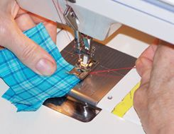 A lot of useful tips and tricks to sew doll clothing