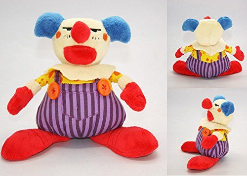 5inch Toy Story 3 Figure Chuckles the Clown Plush Soft Doll From Disney Store @ niftywarehouse.com #NiftyWarehouse #Toy #Story #Movie #ToyStory #Pixar