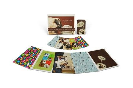 Dog Themed Greeting Cards and Gift tags by P.L.A.Y.   Starting at $3.95/card