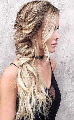 Trendy Hairstyles Wavy Hair Long Beachy Waves 64 Ideas - #beachy #styles # Ideas #trendy #waves