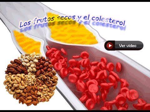 Los frutos secos y el Colesterol