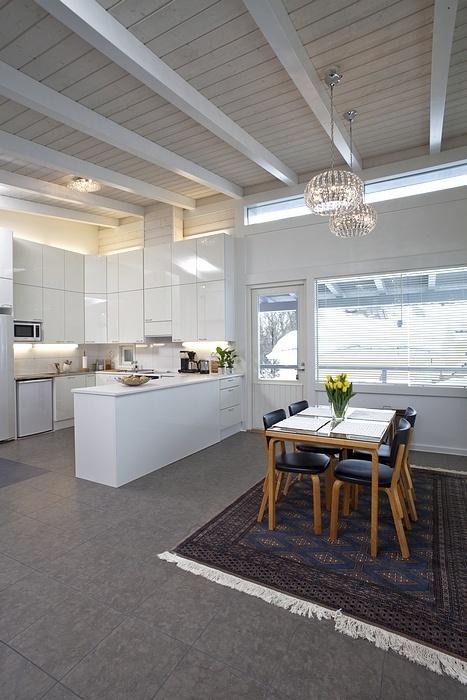Finnlamelli - TimberKoti - kitchen