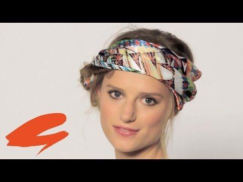 5 богемные прически, чтобы попробовать прямо сейчас: видео раундап - Fashionising.com