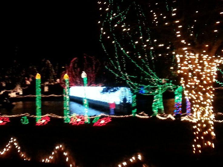festival of lights chickasha oklahoma - Chickasha Christmas Lights