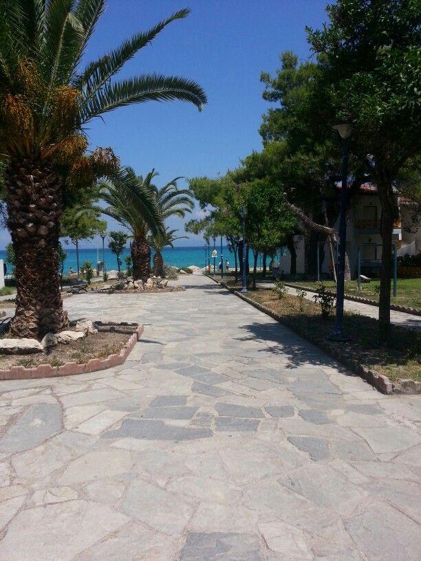 Hanioti Greece