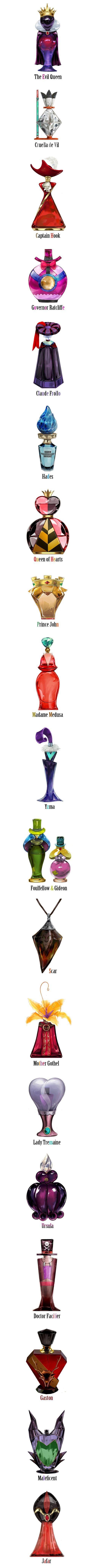Disney perfume :)