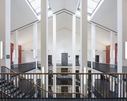 gmp architekten: hamburg-harburg technical university