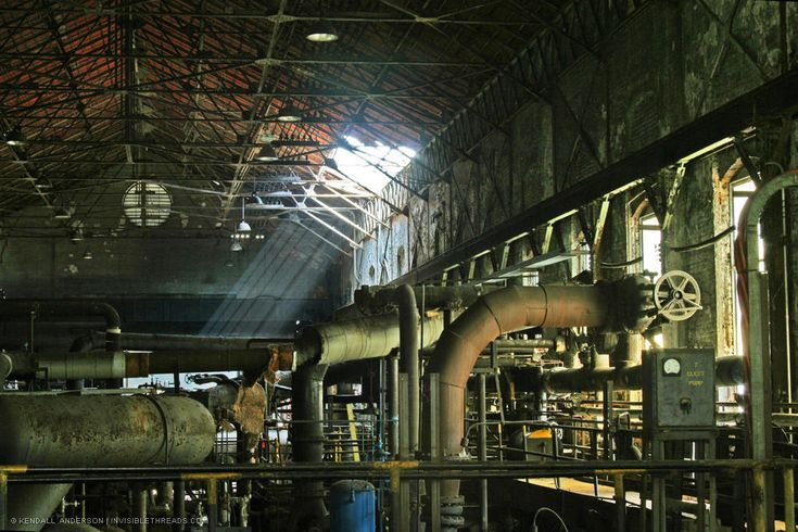 Bethlehem Steel Mill | Invisible Threads: Abandoned Industrial Photography
