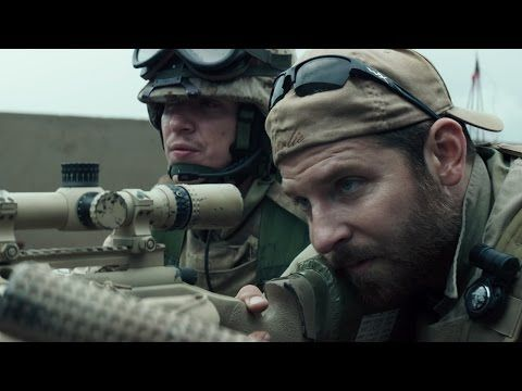 'American Sniper' Widow on Film: 'Beautiful, Wonderful & Painful All At Once'