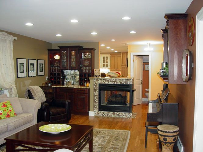 1000 images about bars in family room on pinterest theater home bars and decks - Bar room in house ...