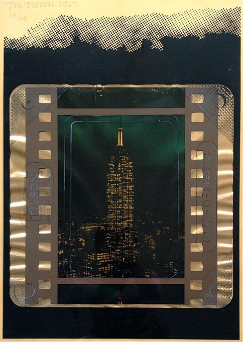 Joe Tilson: Transparency, Empire State