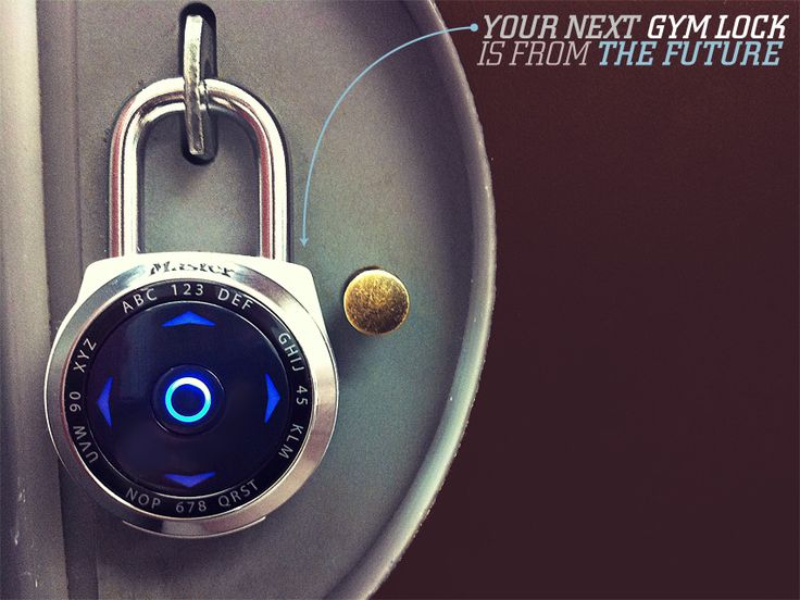 Your Next Gym Lock is from the Future: Masterlock dialSpeed Electronic Combination Lock - Primer