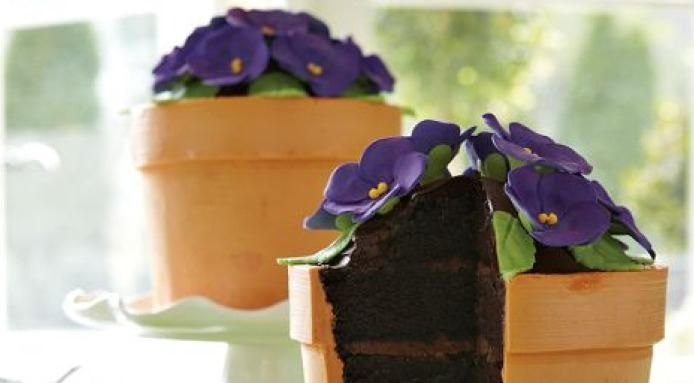 The Flower that's Actually A Cake