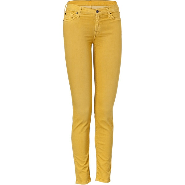Second Skin Jeans~ fall colours Mustard & Grape!