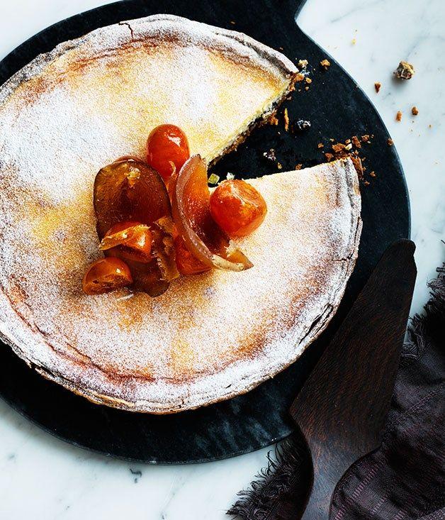 Italian Easter tart recipe by Nadine Ingram from Flour & Stone in Sydney.