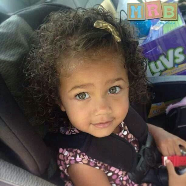 Colombian & African American | Beautiful Mixed Race Babies ...
