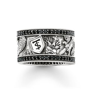 Rings for men – Sterling silver – Jewellery - Thomas Sabo
