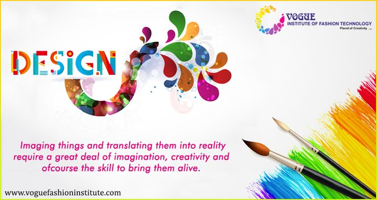 #Vision is the art of seeing the invisible. Nowhere is this quote as apt as it is in the field of design. Imagining things and translating them into reality require a great #deal of #imagination, #creativity and of course the #skill to bring them alive. You could #learn all of this and much more with our #design #courses. Explore https://goo.gl/GDymf9 and #register for your #dream course right away. #VIFT #DesignCourses