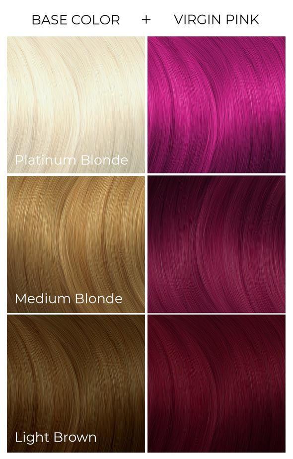 Pin By Rosiejanett On Purple Hair In 2020 Arctic Fox Hair Color Arctic Fox Dye Arctic Fox Purple Rain