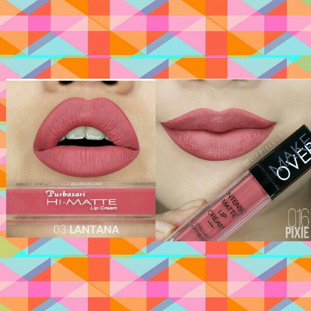 Nearly the same....which one has good quality on my lips? Need to try the makeover one
