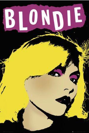 Blondie go all.... Sex Pistols!!