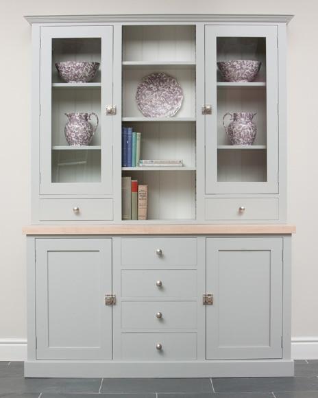 The Dower house kitchen dresser