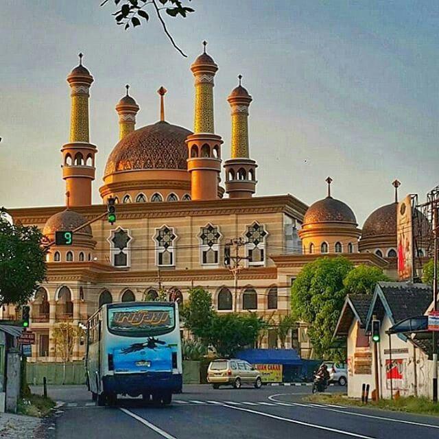 Masjid Agung Klaten, Jawa Tengah