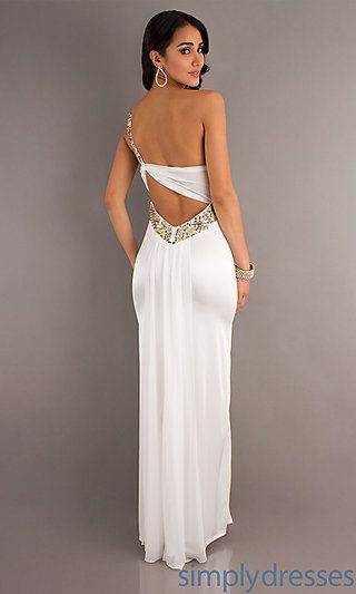 Unique Bride Reception Dress