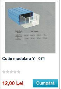 cutie modulara pentru alcatuit dulap