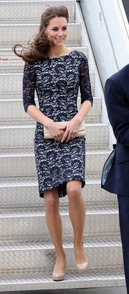 Kate Middleton's North American Tour Looks