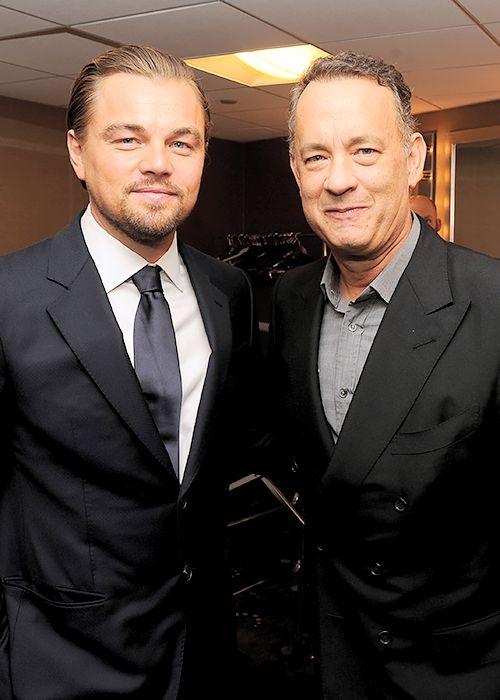 Leonardo DiCaprio                                                                                                                                                     More