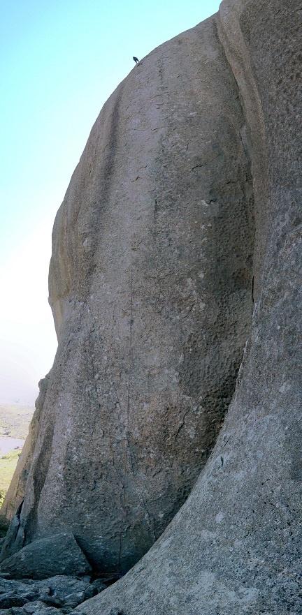 Paarl Rock, Paarl - South Africa. #Paarl #paarlrock