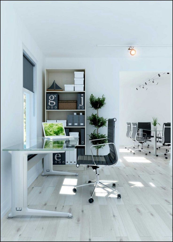 Best Decoration Planning For Ideas For A Computer Desk: Sleek Contemporary  Ideas For A Computer