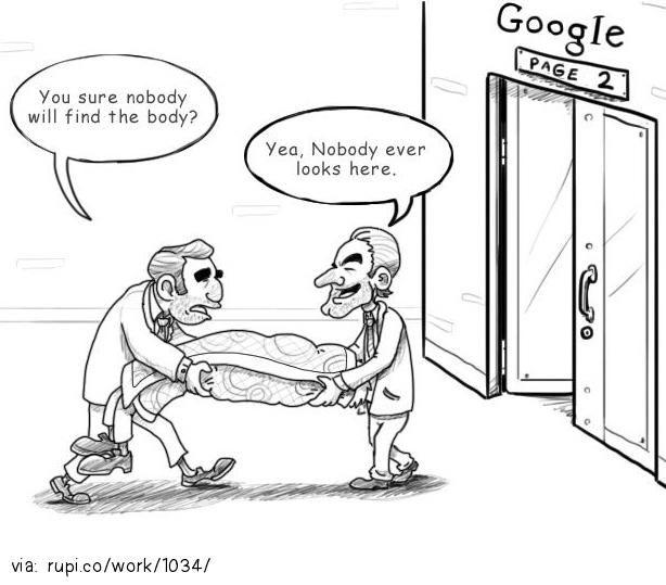 search engine strip Comic