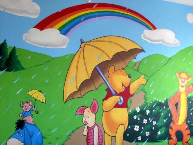 dipingere stanza bambini
