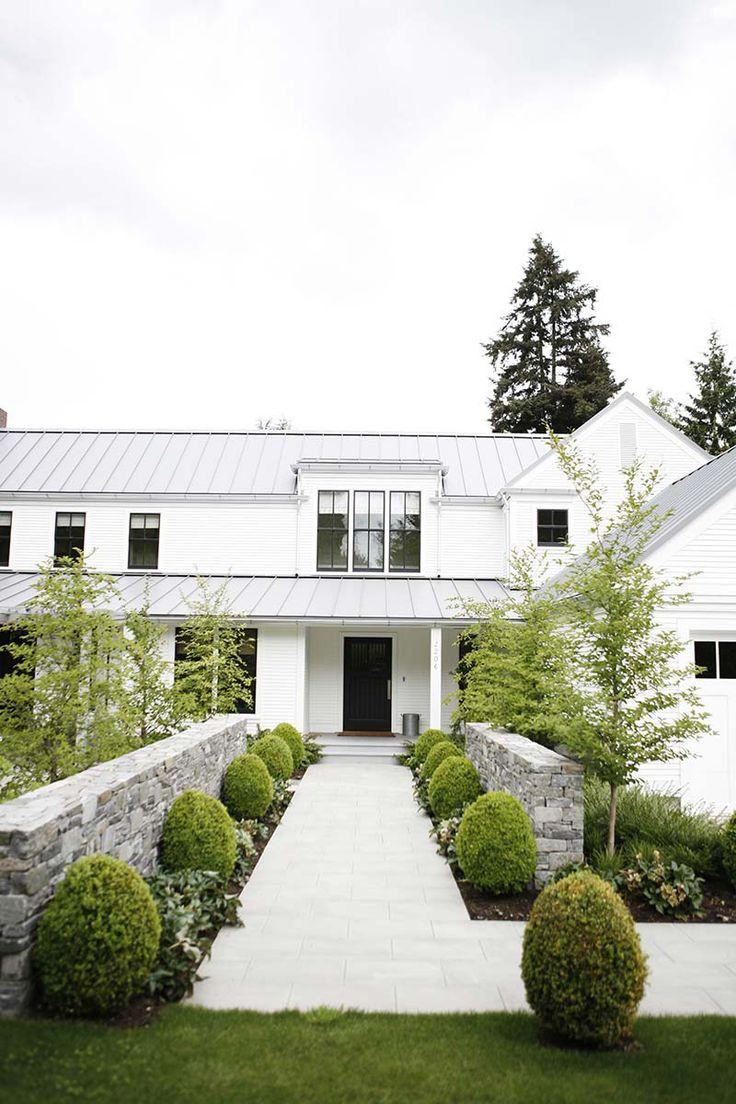 65 best Farmhouse Exteriors images on Pinterest   Architecture ...