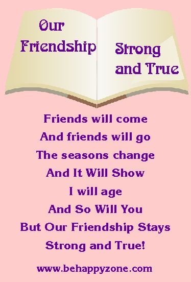 essay on strong bond of friendship Time and distance do nothing to diminish the bond we have with these kinds of friends  so, if you're young enough and strong enough,  in this essay, .
