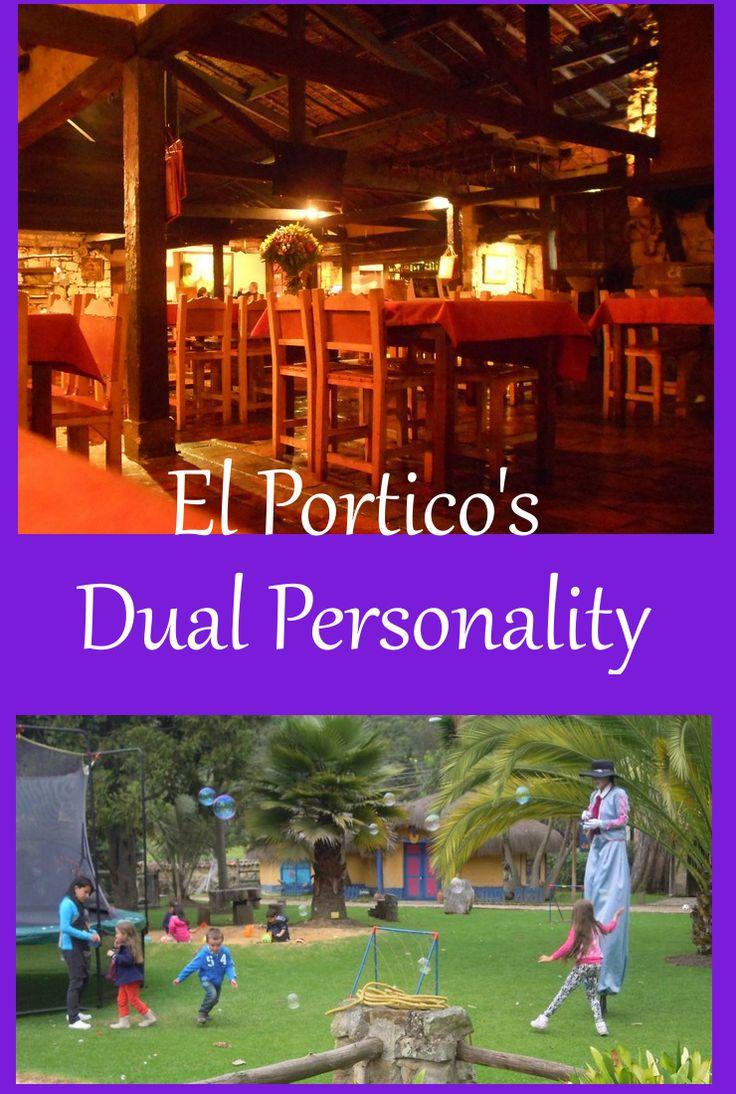 El Pórtico Restaurant Near Bogotá is a Must for Visitors
